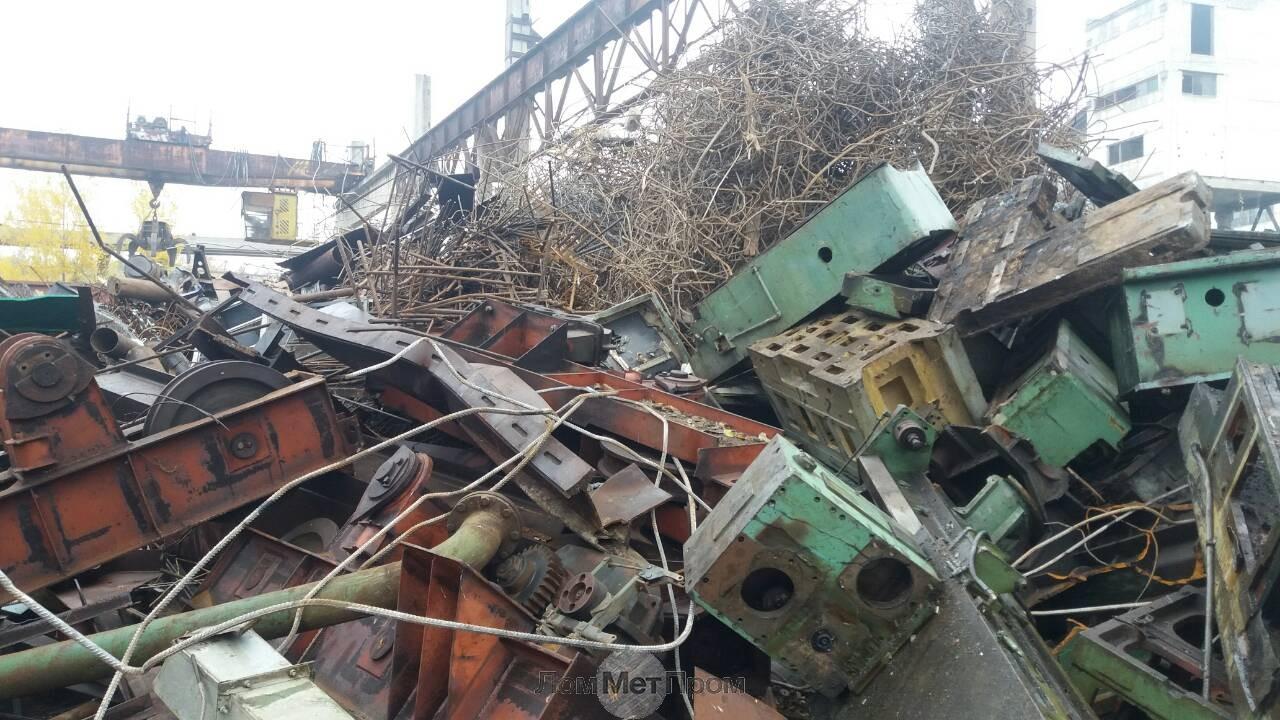 Прием металлолома в Киеве ул. Бориспольская 19